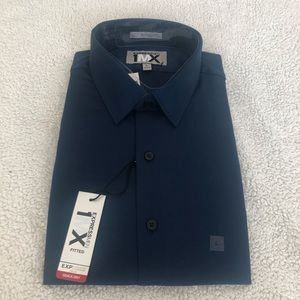 NWT Long Sleeve Button Down Dress Shirt